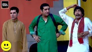 ZAFRI KHAN & SAJAN ABBAS 2019 New Stage Drama Best Comedy Clip ||Very Funny😂