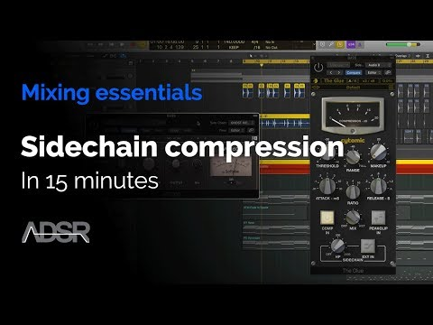 Master Sidechain compression in 15 minutes