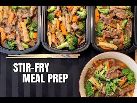 How to Meal Prep - Ep. 12 - STIR-FRY