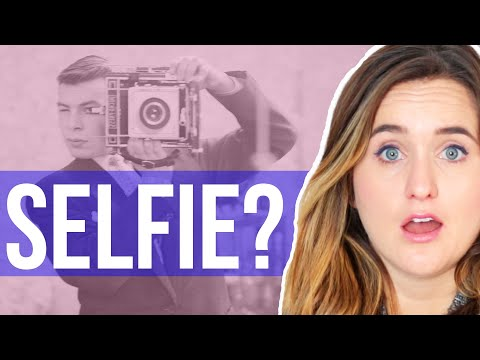 Who Invented The Selfie?