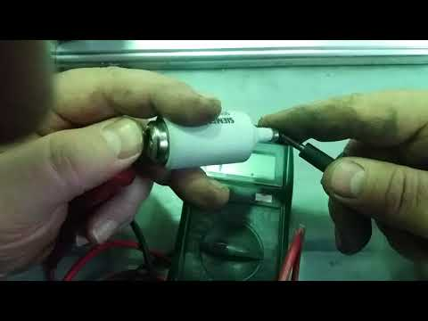 How to check and test ceramic fuse with voltmeter