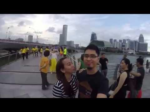 GoPro Hero4: Singapore Vacation!