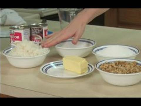 German Chocolate Cake Recipe : Frosting Ingredients for German Chocolate Cake
