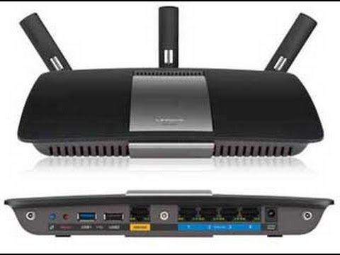Linksys EA6900 AC1900 Dual Band Router Unboxing and Overview