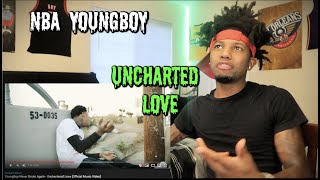 NBA YOUNGBOY UNCHARTED LOVE - REACTION!!
