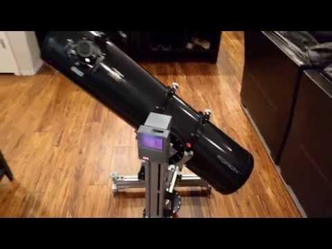 DIY GOTO telescope mount.