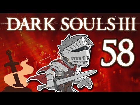 Dark Souls III - #58 - The Snowy Mountain Pass - Side Quest
