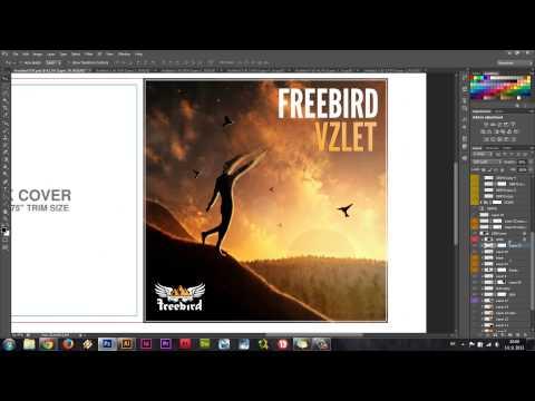 Booklet Design | SPEED ART | Photoshop CS6 Tutorial