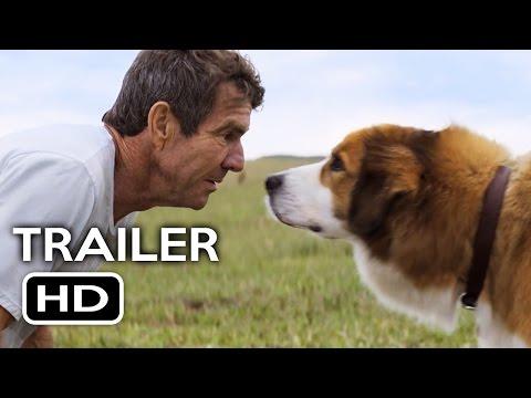 A Dog's Purpose Official Trailer #1 (2017) Josh Gad, Britt Robertson Comedy Movie HD