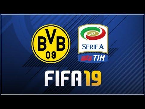 FIFA 19 Indonesia Update: Dortmund Putus Dengan Konami, EA Sports Beli Lisensi Serie A Italia