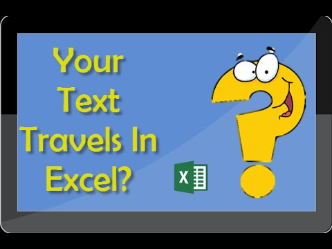 Excel Tutorial - How To Add Second Line In A Cell In Excel File