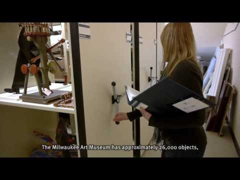 Museum Inside Out: What does a registrar do?