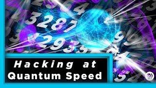 Hacking at Quantum Speed with Shor's Algorithm | Infinite Series