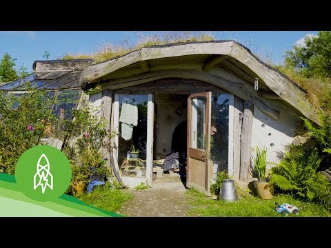 Enter the Hobbit Hamlet of DIY Eco-Homes
