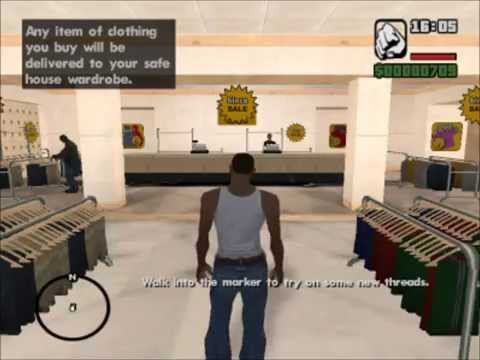 Grand Theft Auto: San Andreas w/ Jebus - Part 6 [HD]