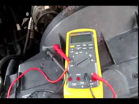 How to Test Car Battery With a digital Volt Meter! Voltage/ Load test