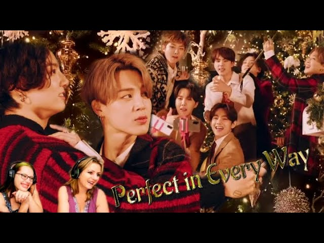 Download I Needed This!!! BTS Santa Claus is Coming to Town & Dynamite Holiday Remix Reaction MP3 Gratis