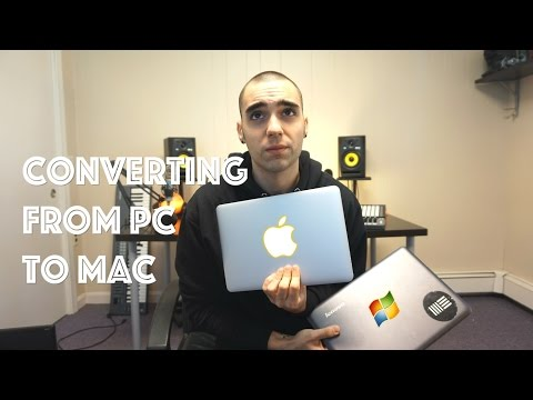 Switching From Windows to Mac | Ableton User Guide