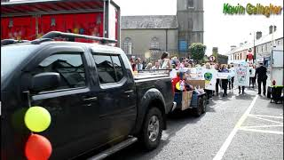 Download Foxford County Mayo. Easter Parade. Video