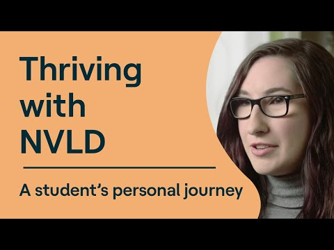 Living With a Nonverbal Learning Disorder: A Personal Story