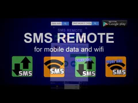 DEMO - ANDROID APP - SMS WIFI