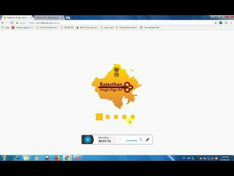How to Pay Water Bill Online Payment By Emitra/sso || घर  बैठे पानी का बिल ऑनलाइन जमा करवाये