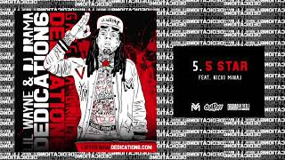 Lil Wayne - 5 Star ft Nicki Minaj [Dedication 6] (WORLD PREMIERE!)