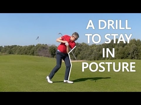 A Drill To Cure Losing Your Posture