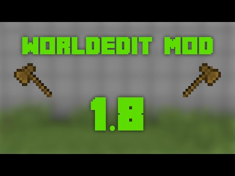 How to Install WorldEdit for Minecraft 1.8 [Mac]