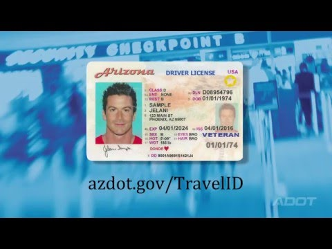 Arizona Voluntary Travel ID