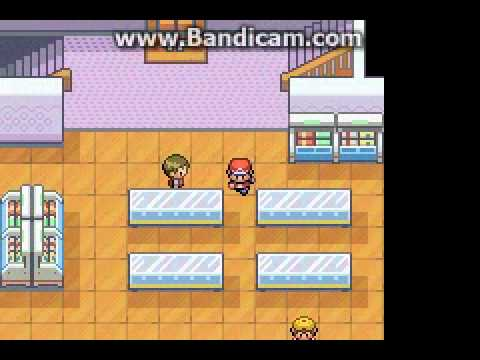 Pokemon FireRed COMPLETE Walkthrough Part 14- Celadon City, EVOLUTIONS!, and 5th member