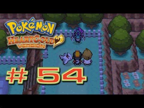 Pokémon HeartGold - # 54 ( Ruta 16,17 y 18