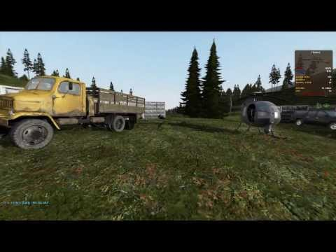 DayZ Epoch - Base Building #1 with Sony Vegas (Better Quality?)