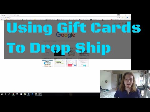 Drop Shipping eBay - Gift Card Marketplaces and How to Use Gift Cards to be More Profitable