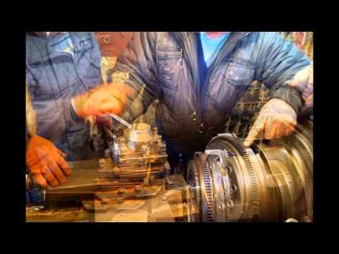 Ремонт двухмассовых маховиков в Киеве Repair dual-mass flywheel tesma.com.ua