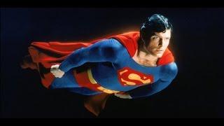 SUPERMAN THE MOVIE 1978 tribute-(FAN-EDIT) Christopher Reeve - John Williams - comic book -