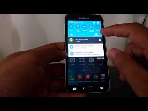 How to remove This Sim card is not from Verizon from Samsung Galaxy S5 G900v