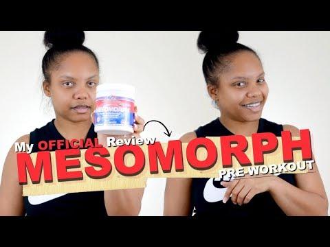 Mesomorph Preworkout Review 2018