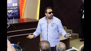#x202b;فضيحة  صحفي يحرج مجدي عبد الغني وهاني أبو ريدة بأسئلة نارية عن فشل المنتخب#x202c;lrm;