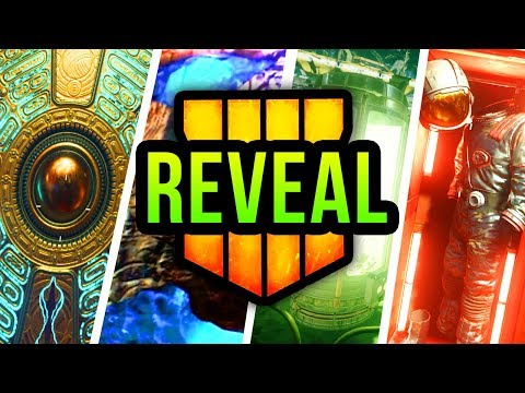BLACK OPS 4: REVEAL STREAM (FULL BROADCAST, ALL ZOMBIES TRAILERS & BLACKOUT COMMUNITY REVEAL)