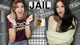 Will They Escape?! Straight Jacket, Handcuff Escape Room CHALLENGE!!