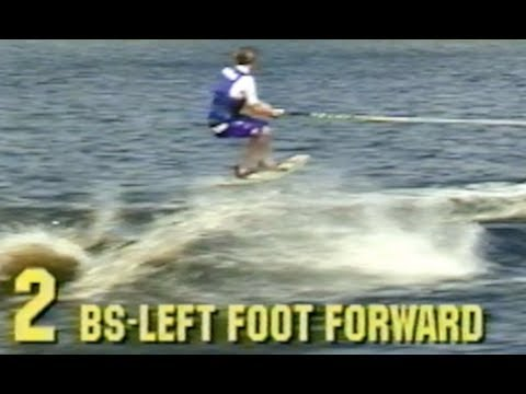 WAKEBOARDING LESSONS: How to Jump Right from the Start, Tricks, Instruction
