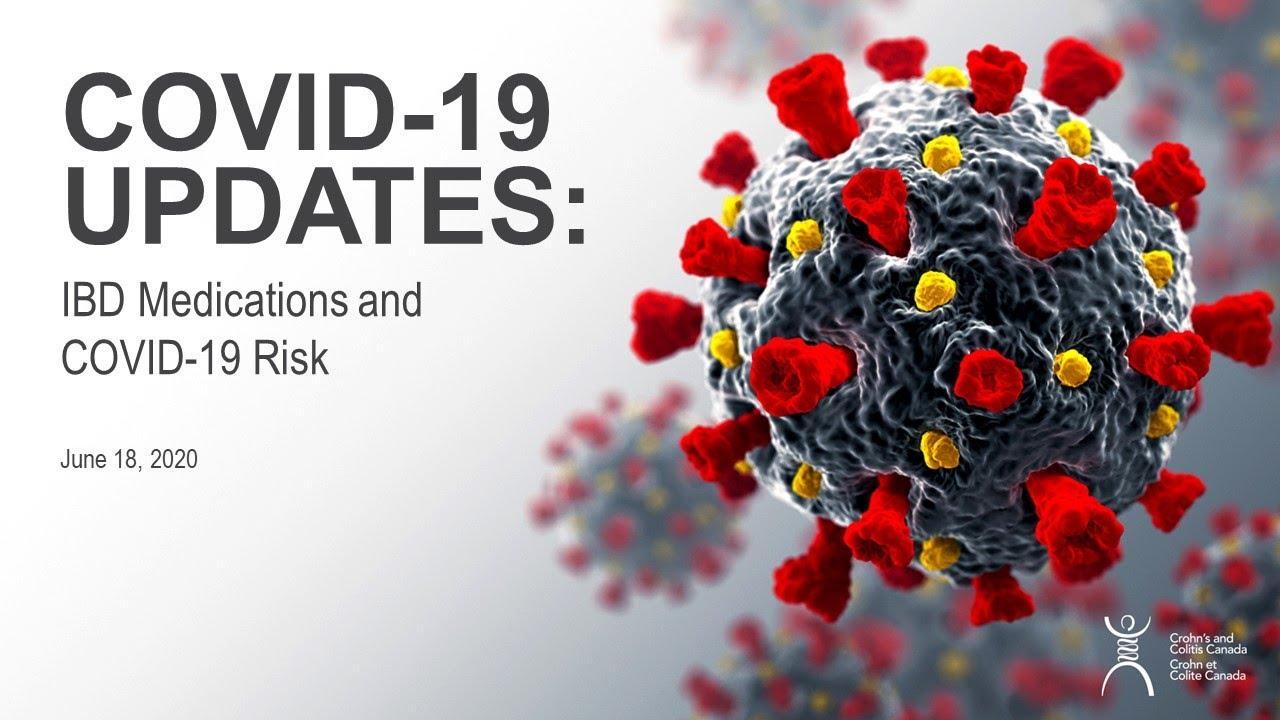 IBD Medications and COVID-19 Risk