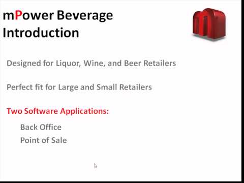 mPower Beverage POS Software for Liquor Stores Executive Summary