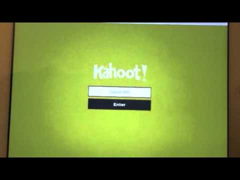 How to play Kahoot