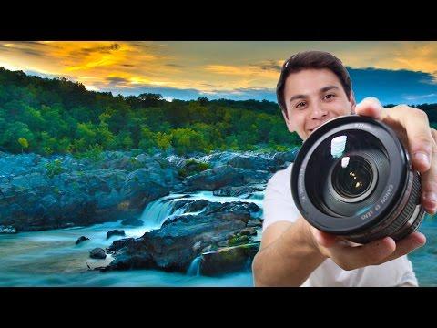Daytime Long Exposure Photo Tutorial (10 Stop ND Filter)