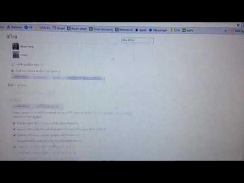 change google chrome Gujarati language to English