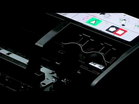 HP Printer Cartridges : How to Change Ink Cartridges on the HP All-In-One Printer