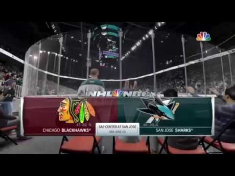NHL 18 Intro but I replace the NBC theme with the CSN theme