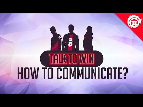 Overwatch How to Communicate - Communication and Mindset - Game Sense Guides OwDojo